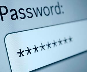 Как защитить пароль
