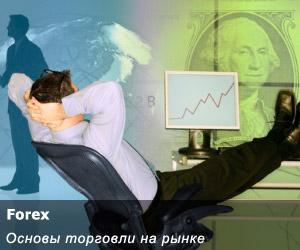 Основы торговли на рынке Forex