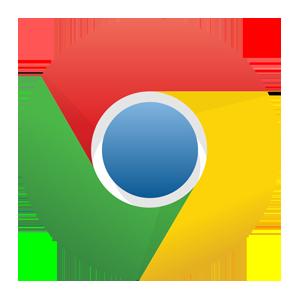 Логотип браузера Google Chrome