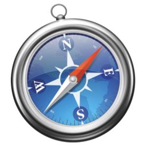 Логотип браузера Safari Apple