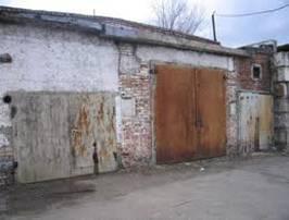 Пример русского гаража