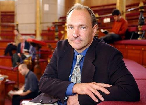 Тим Бернерс-Ли (Tim Berners-Lee) в 2009 году