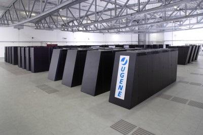JUGENE, IBM