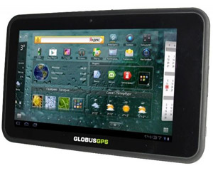 GlobusGPS GL-700Android