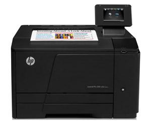 Hewlett Packard LaserJet Pro 200 Color
