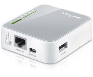3G/4G Wi-Fi роутер TP-LINK TL-MR3040